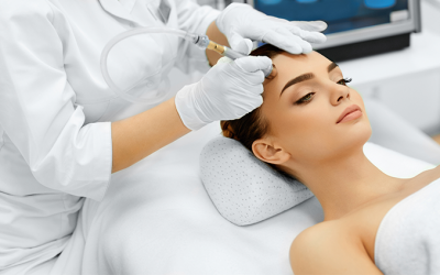 DIFFERENT TREATMENTS THAT CONSIST IN DRILLING THE SKIN